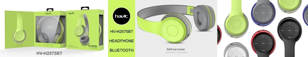 Banner Headphone verde
