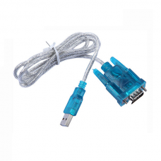 Cable de USB a DB9 o DB 25 ( RS232 )