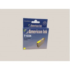 Cartuchos Epson T1334 Yellow