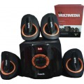 Parlante Sub-Woofer Con Radio HV-SF5410BT