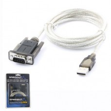 Sabrent Cable STB-USC6K / USB 2.0 a DB-9