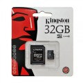 Micro SD KINGSTON 32GB  Clase 10
