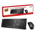 Genius Teclado Combo SlimStar 8008 Wireless SP